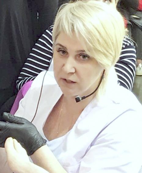 Сошникова Ольга Ивановна
