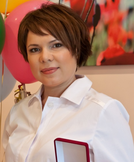 Балабина Милена Владимировна
