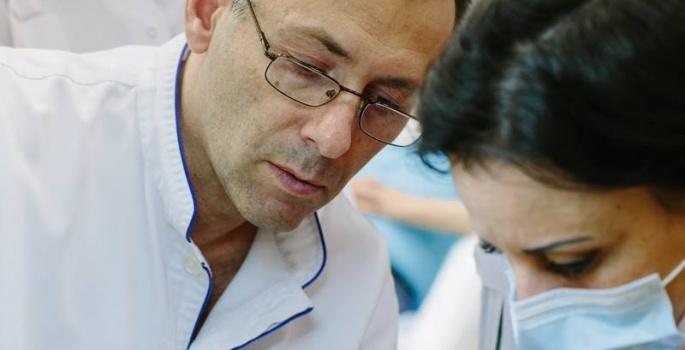 Обучение и курсы Пелогиевского Игоря Владленовича, медицинский педикюр
