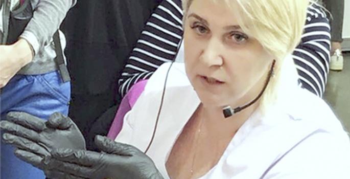 Курс по педикюру Ольги Сошниковой